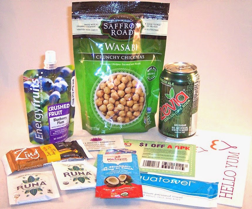 Lone Star Shopper Bestowed Healthy Snack Box Review July