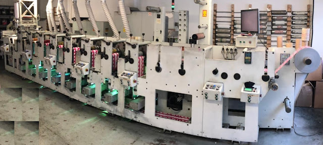 Flexo uv