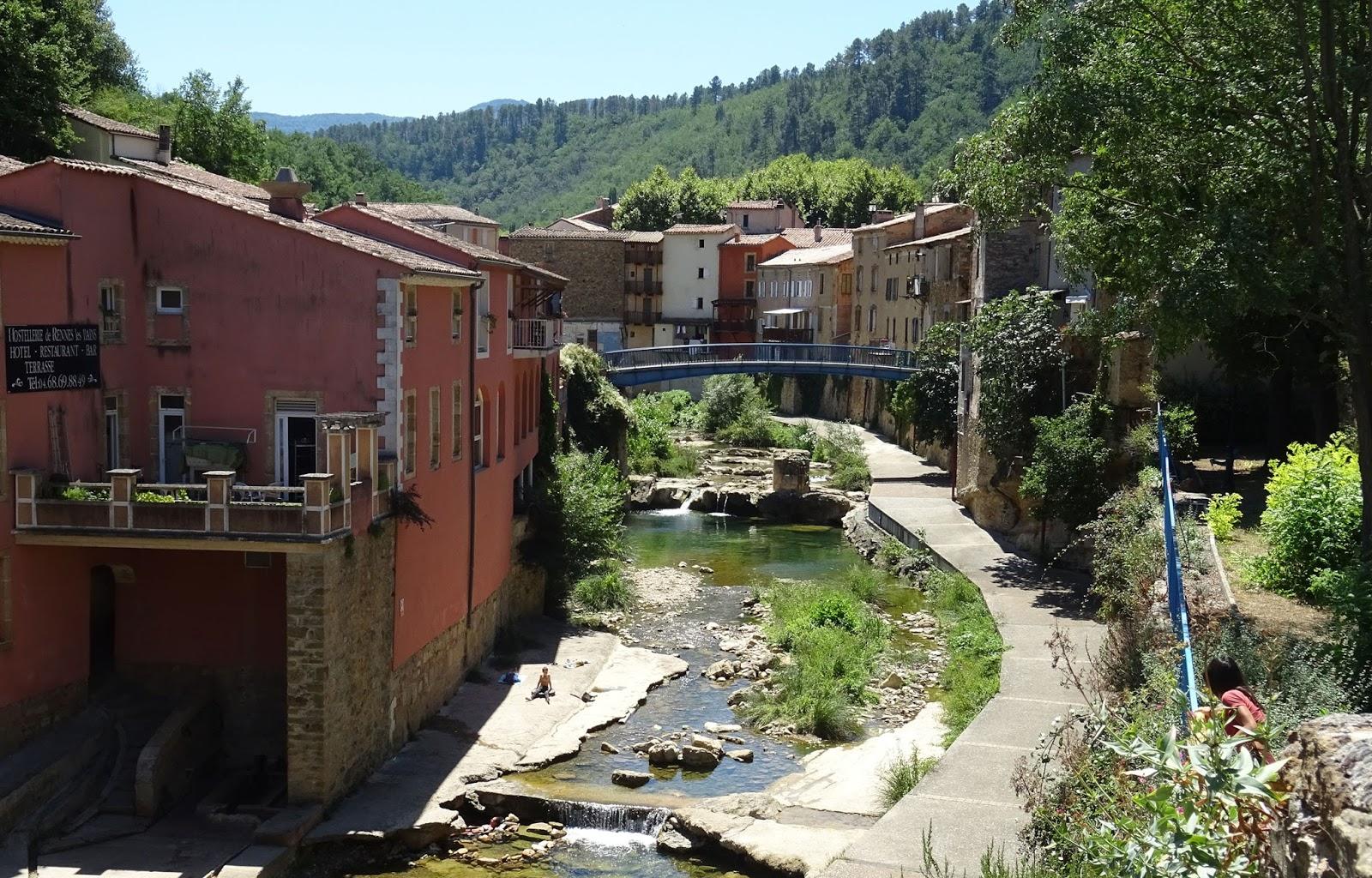 Rennes-les-bains - Aude - France