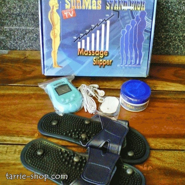 Massage Slipper Sunmas Stand High