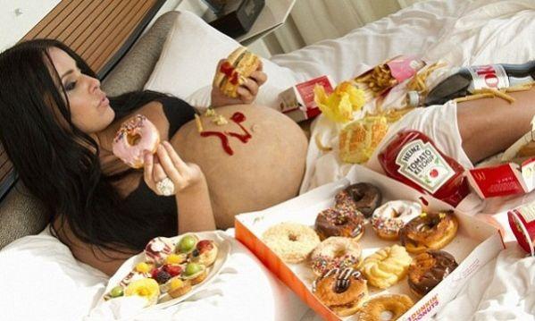 Διατροφή και εγκυμοσύνη   Τα όχι - Νέα Διατροφής 832d22138bb