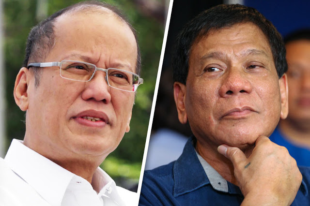 PNoy refuses to respond to Duterte's remarks on SAF 44 anniversary; reasons he is yet to meet his counsels