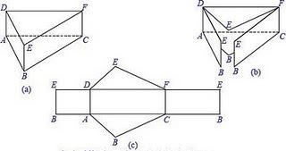 jaring jaring prisma segitiga