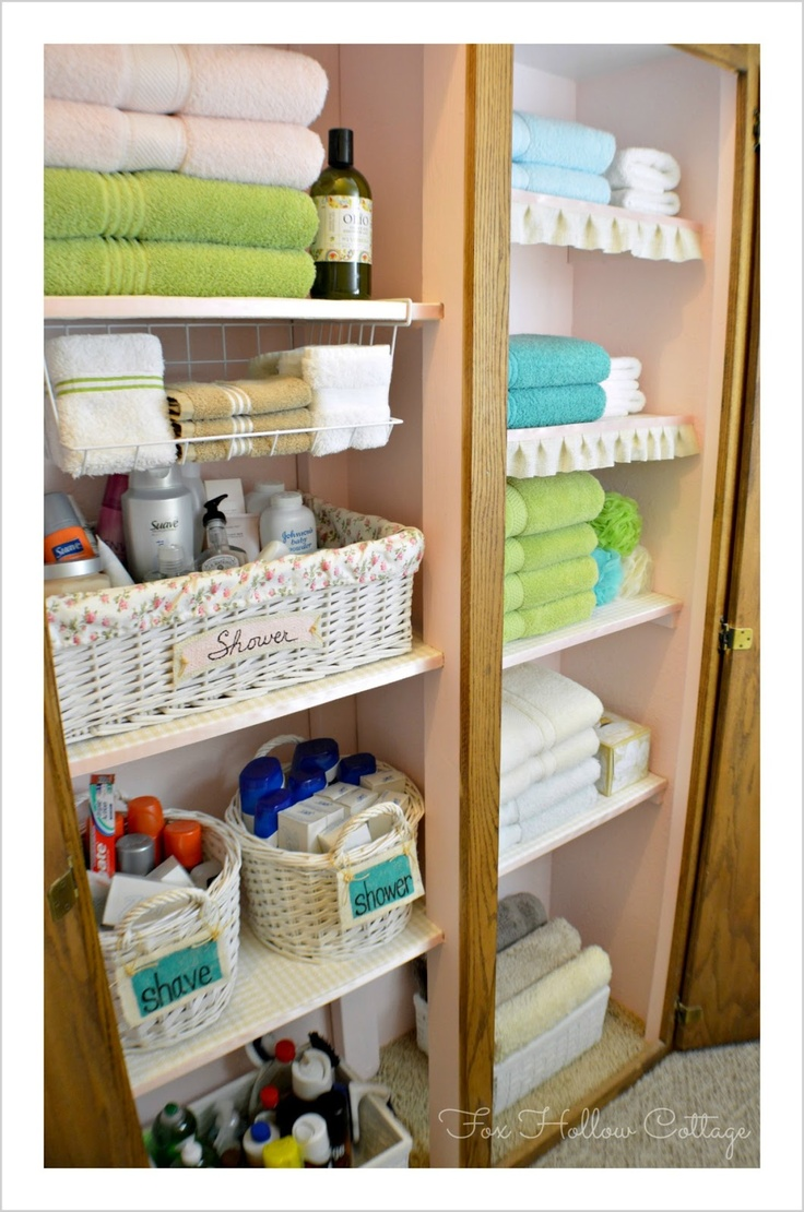 Simply Delicious Everyday Random Post Linen Closet