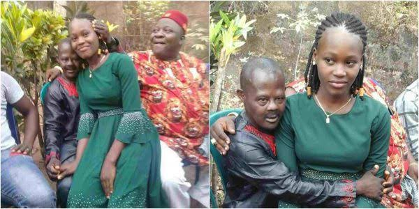 56 years old Mentally Unstable Man marries a 16 years old girl in Anambra state