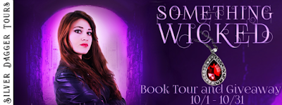 Book Showcase: Something Wicked  by Emery Nicolson