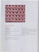 Ponto de Tricô 43 - 50 Fabulous Knit Stitches