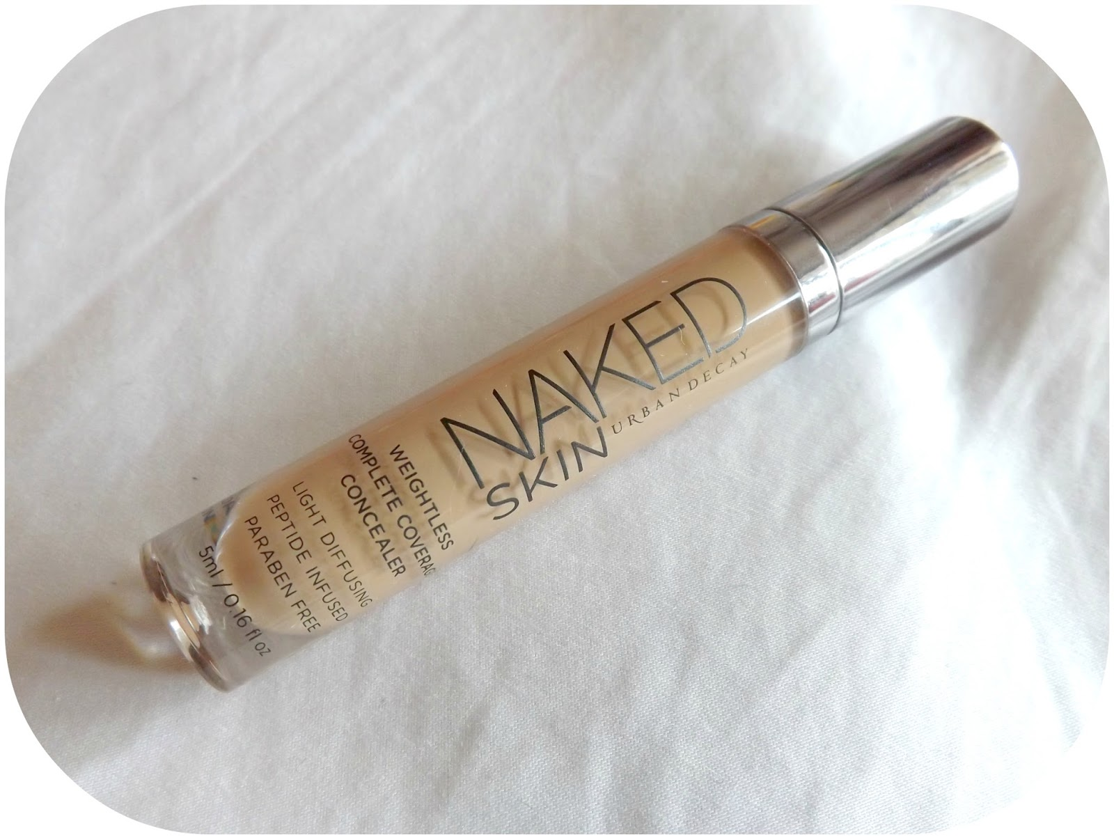 Urban Decay Naked Skin Weightless Complete Concealer Med