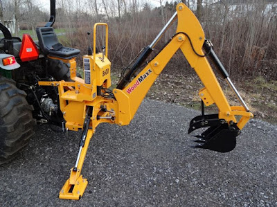 WoodMaxx Backhoe Attachments