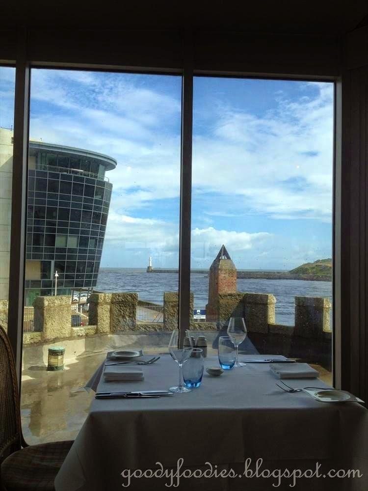 Silver Darling Restaurant Aberdeen Menu