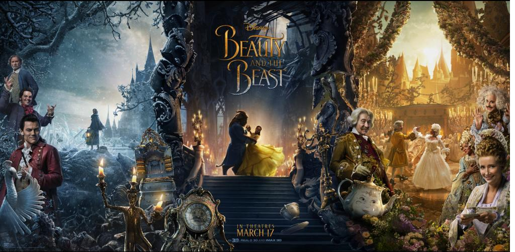 beauty and the beast character posters beauty and the beast - character posters now available
