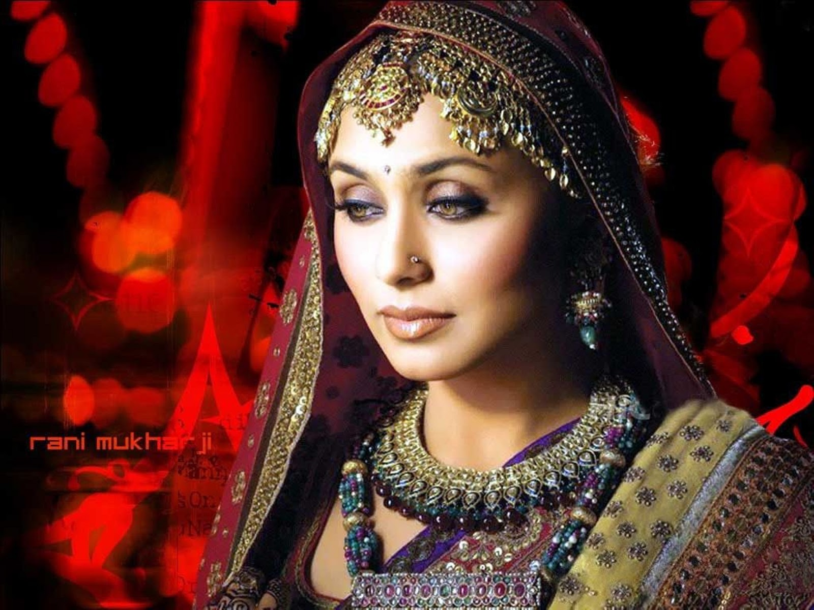 Free Bollywood Wallpapers Download 42 Wallpapers: Rani Mukherjee Wallpapers Free Download