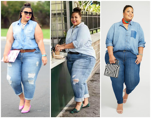 How to Wear Denim on Denim Pop!
