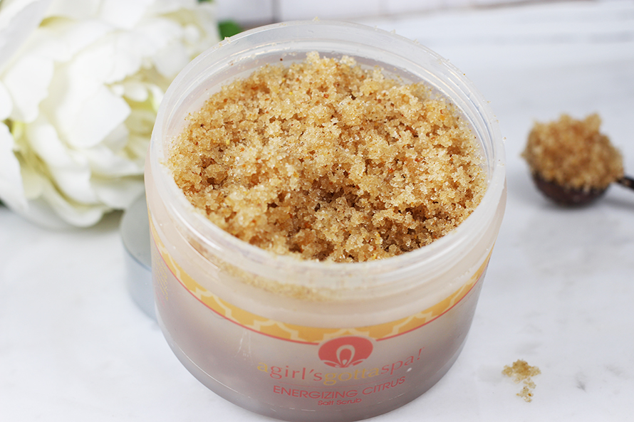 best salt scrub, Gouldylox.com