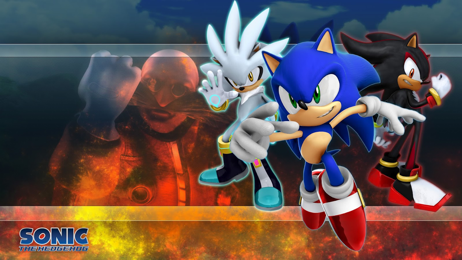 Cute Love Animations Wallpapers Your Wallpaper Sonic The Hedgehog Wallpaper