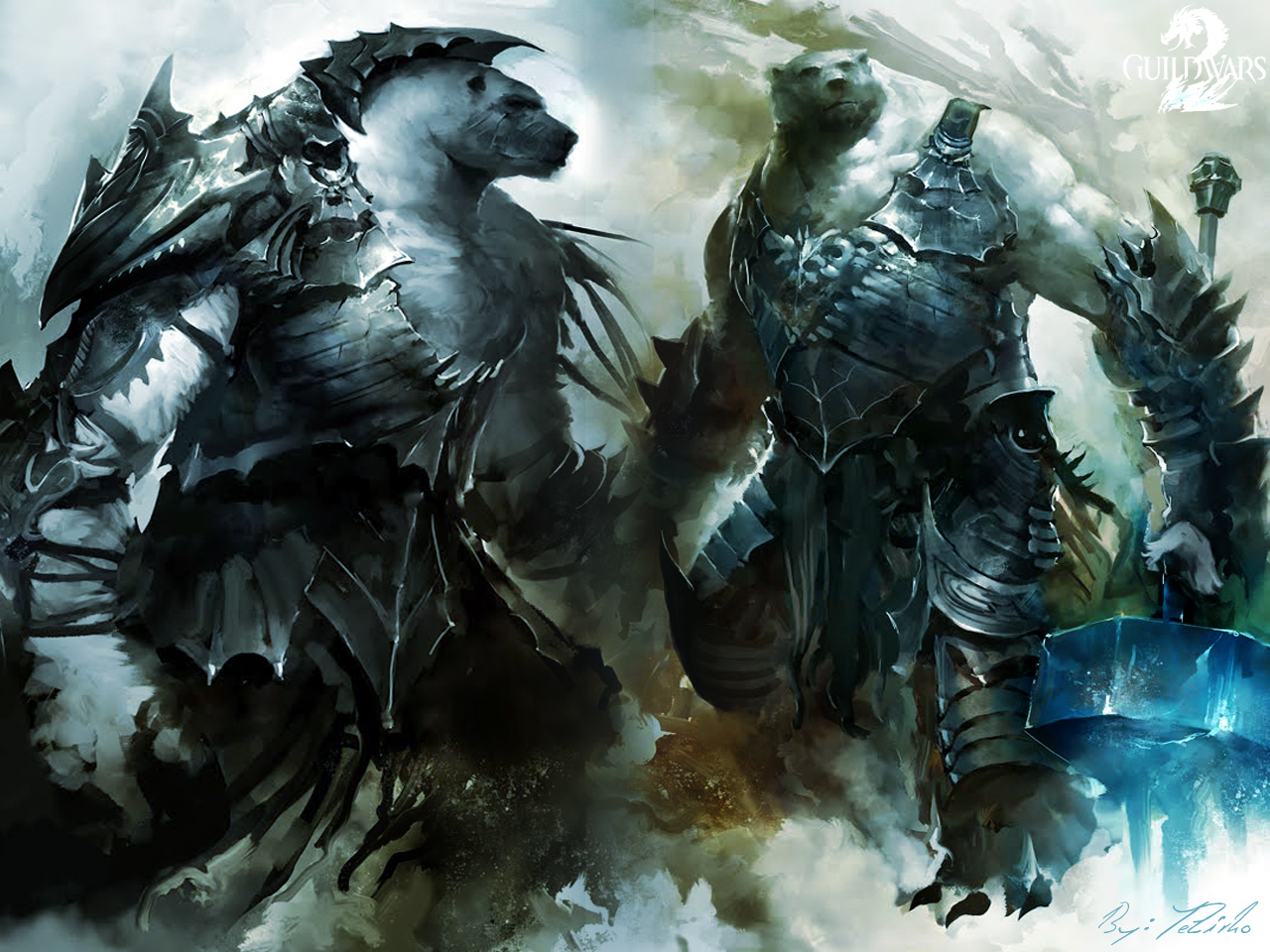 Game World: Guild Wars 2