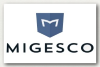 Логотип брокера Migesko