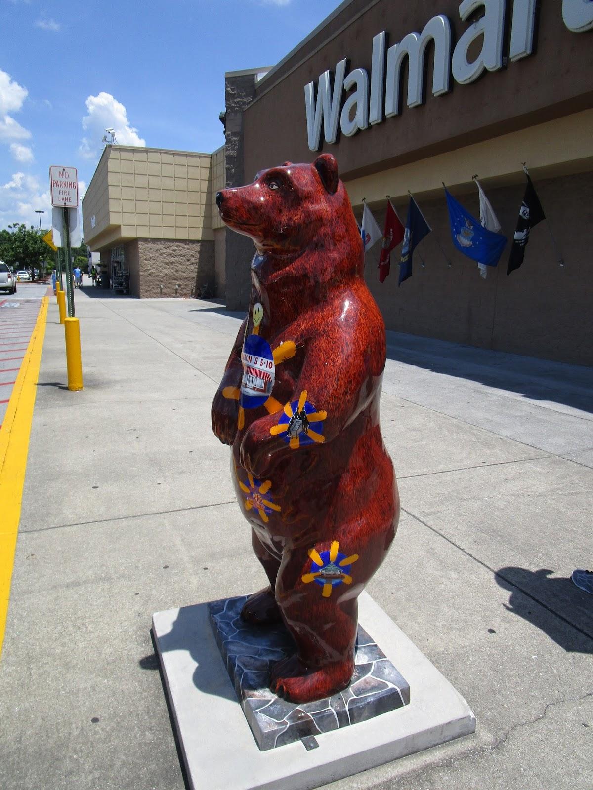 walmart bear in new bern nc