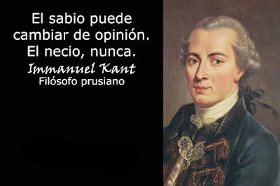 Frases de Kant