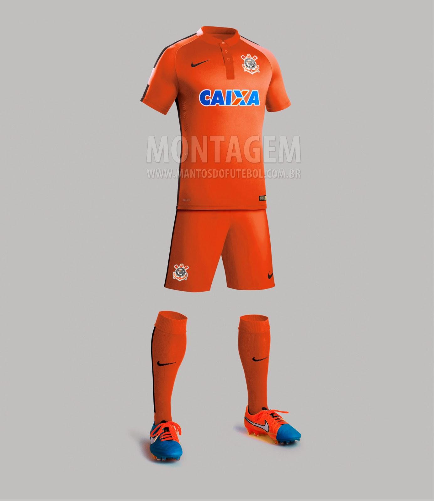 08145799f38b0 Especula-se que essa pode ser a nova terceira camisa do corinthians para a  temporada 2015-2016