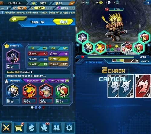 Digimon Heroes é gratuito para Android e iPhone (iOS) e traz um jogo de aventura com cartas colecionáveis para os fãs da série de jogos e animações