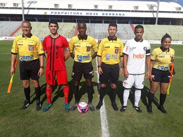 Resultados da 10ª rodada do Mineiro Segunda Divisão