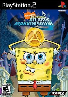 SpongeBob's Atlantis SquarePantis (PS2) 2008