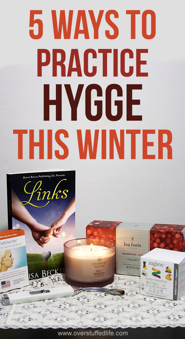 Hygge is the trending Danish practice of coziness. It's a great way to make winter more bearable, and here are some ideas and products to help you implement the practice.
