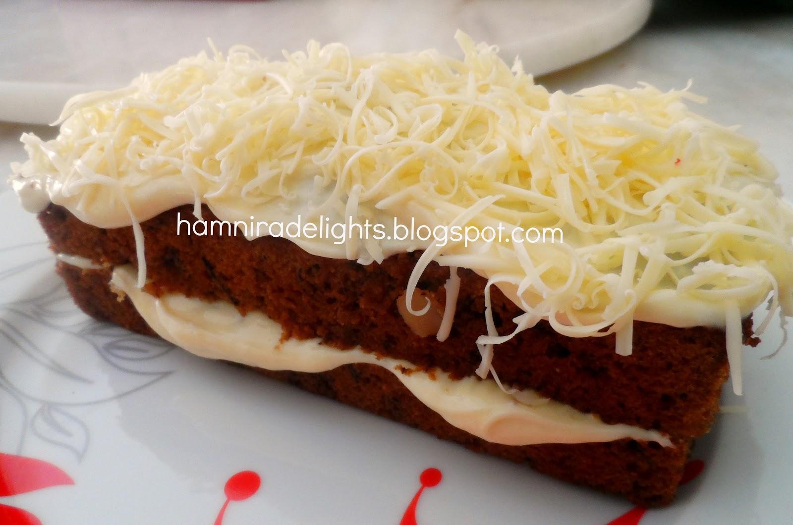 A Simple Life: Kek Pisang Cheese
