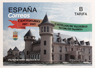 CENTENARIO DE LOS CASTILLOS DE VALDERAS, ALCORCÓN, MADRID