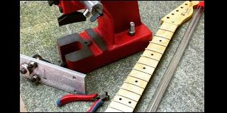Cara Membuat Gitar Akustik Sendiri