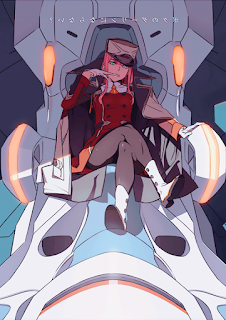 Darling In The FranXX 24/24 [720p][Sup.Español][MEGA]