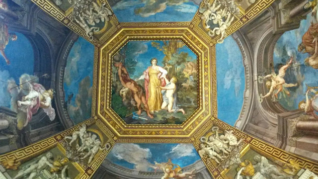 Rome, The Vatican, Vatican Museums