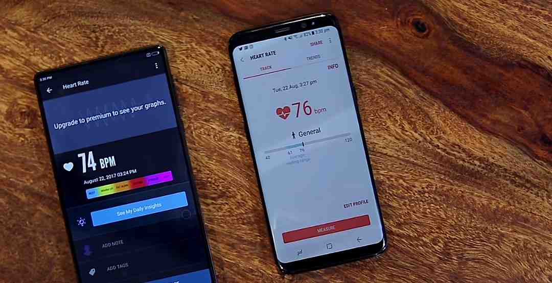 Instant Heart Rate Monitor In 2mins.