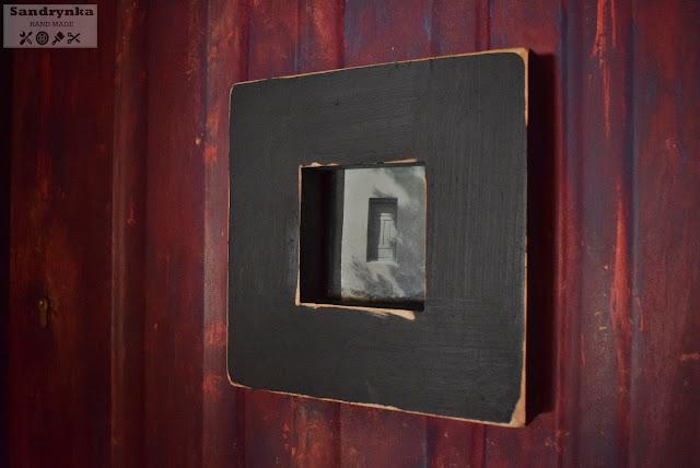 Dom z dziwnymi drzwiami – czyli kolejna metamorfoza przedpokoju ;)