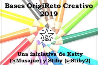 Cartel oficial del #OrigiReto2019