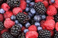 Les myrtilles, les fraises, les framboises et les mûres sont toutes polyvalentes et délicieuses