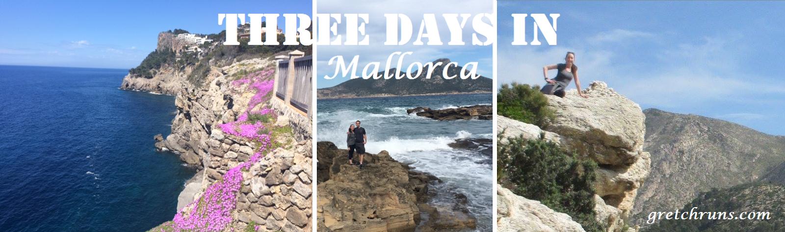 3 days in majorca
