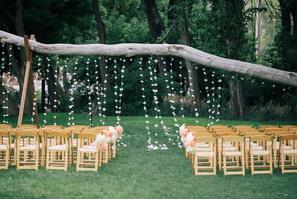 boda fresca toda una invitación al buen gusto