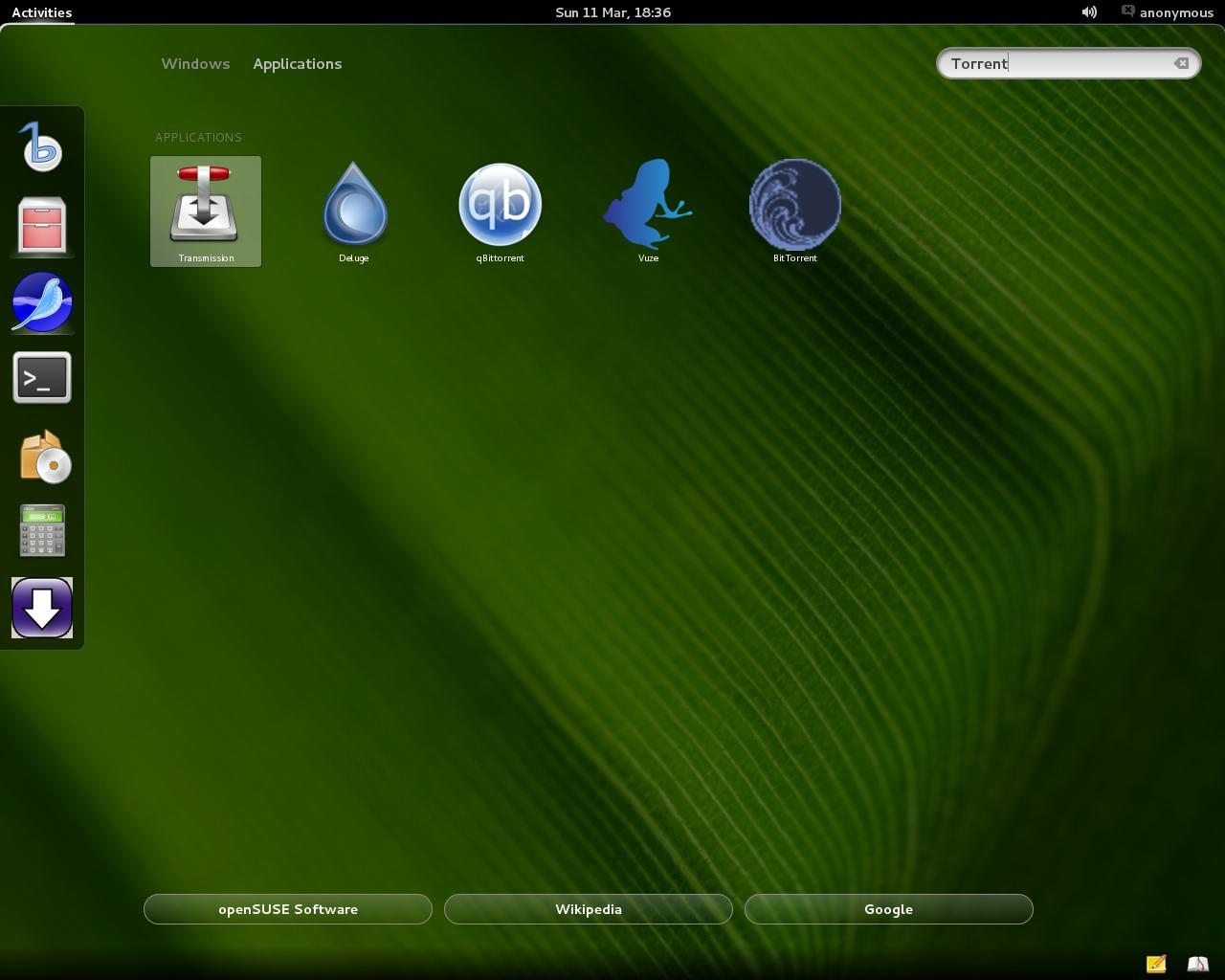 Opensuse Torrents Download