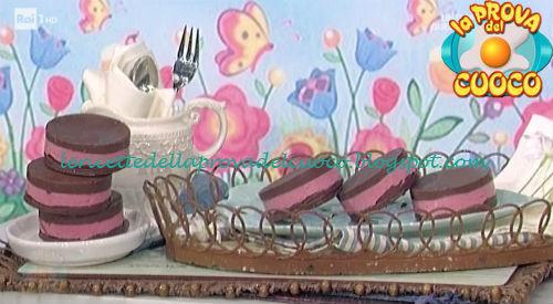 Ricetta dei Sandwich di gelato e cioccolato da La Prova del Cuoco