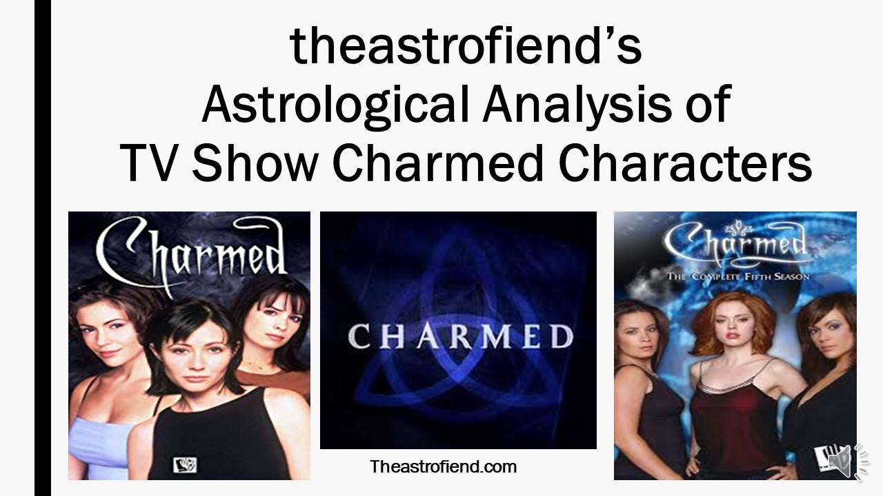 theastrofiend: theastrofiend's Astrological Analysis of TV