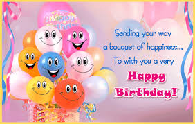 Happy Birthday Message And Wishes - Birthday Wishes
