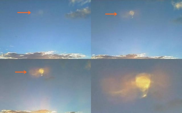 NIBIRU News ~ Australian Weathercam captured strange spherical object in the sky over Brisbane plus MORE Sky%2Bphenomenon%2Bsecond%2Bsun%2BplanetX%2Bnibiru%2Bdecloaking%2Bobject