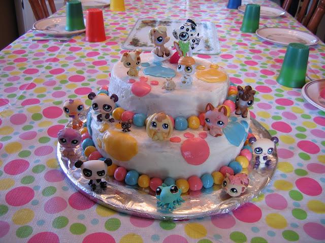 Healthy Homemade Birthday Cake Decorating Ideas Party Cake Ideas