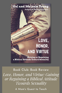 Image of Love, Honor, and Virtue book review link