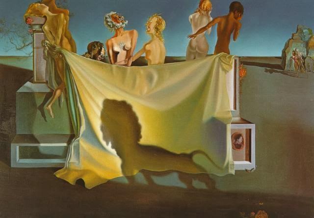 Salvador Dalí biografia y obras