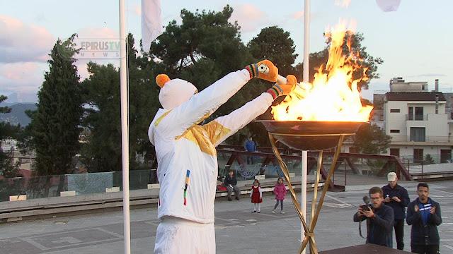 Δήμος Ιωαννιτών: Ευχαριστίες Για Την Υποδοχή Και Τη Φιλοξενία Της Ολυμπιακής Φλόγας