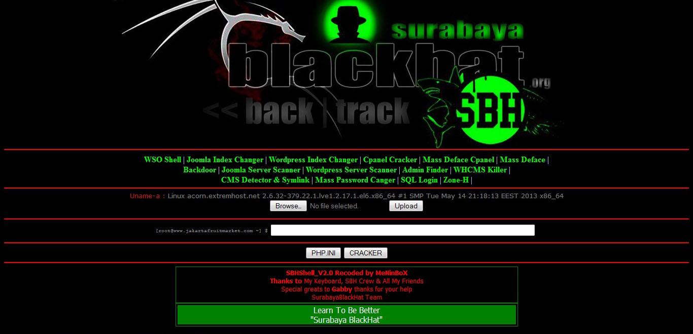 Blackhat Tools