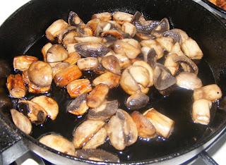 Sote de ciuperci reteta,